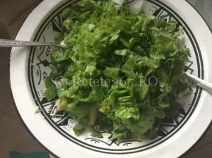 Salata din cartofi noi (de post)   Sa bucatarim cu Leta