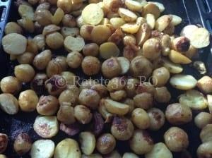 Cartofi noi la cuptor cu rozmarin   Sa bucatarim cu Leta