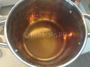 Retete365.RO   Tort cu crema de zahar ars   Sa bucatarim cu Leta