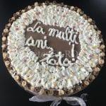 Retete365.RO   Tort cu 3 feluri de ciocolata   Sa bucatarim cu Leta