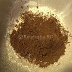 Retete365.RO   Rulada cu cacao si crema de ciocolata alba   Sa bucatarim cu Leta